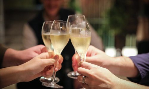 Champagne Celebration via Sparkling Tour