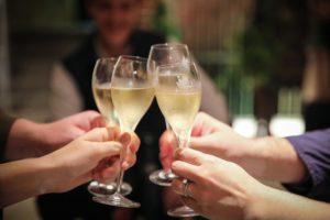 Célébration avec du Champagne via Sparkling Tour
