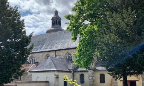 Eglise de Hautvillers