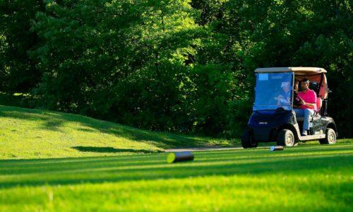 golf voiturette